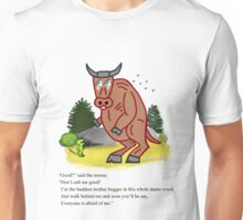 2016 - 09 Oh Help! Oh No! It's a Willdallo! Unisex T-Shirt