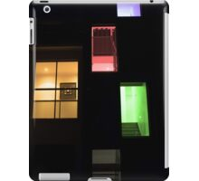 Coloured House iPad Case/Skin
