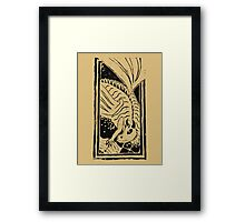 Dragon Hoard Framed Print