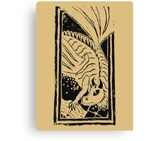 Dragon Hoard Canvas Print