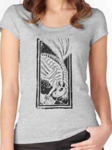 Dragon Hoard Women's Fitted Scoop T-Shirt