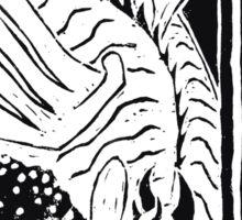 Dragon Hoard Sticker