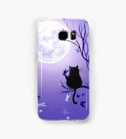 Butterfly Swirl Samsung Galaxy Case/Skin