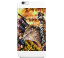 The Final Fight iPhone Case/Skin