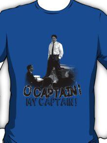 Dead Poet's Society - O Captain! My Captain! T-Shirt