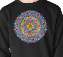 Sunburst Flower Mandala Pullover