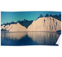 Scarborough Bluffs Wall Prints Poster