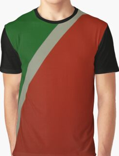 Abstract Watermelon  Graphic T-Shirt