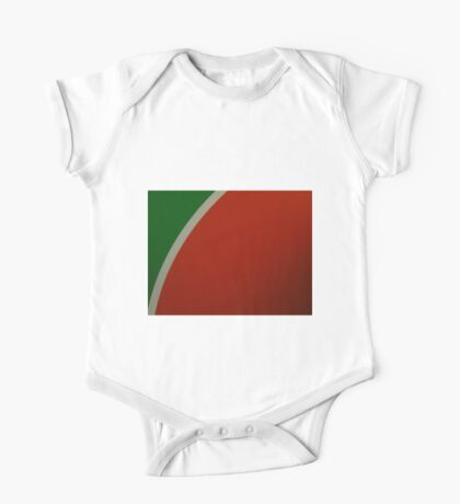 Abstract Watermelon  One Piece - Short Sleeve