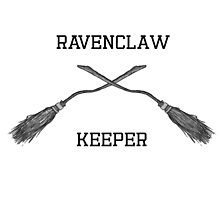 Ravenclaw - Keeper by queen-victoria