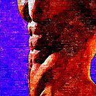 Shadowed Torso (Original Sold - limited edition 2 of 50 available) by BrianJoseph