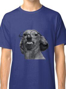 Nerd Dog Classic T-Shirt