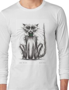 Jake the cat Long Sleeve T-Shirt