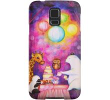 Magical Midnight Tea Party Samsung Galaxy Case/Skin