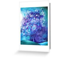 Diaphanous Greeting Card