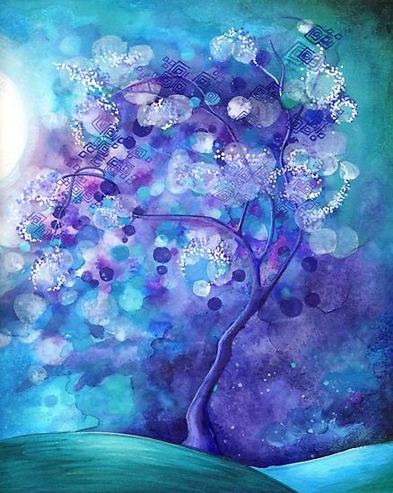 Diaphanous by Annya Kai