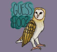 Guess Hoo? Kids Tee