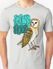 Guess Hoo? T-Shirt