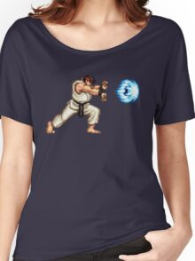 Ryo Hadouken Women's Relaxed Fit T-Shirt