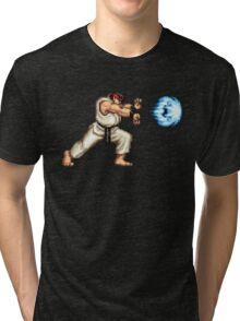 Ryo Hadouken Tri-blend T-Shirt