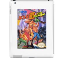 Ikari Warriors 3 iPad Case/Skin