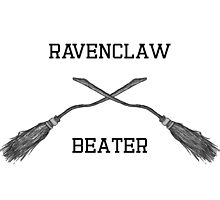 Ravenclaw - Beater by queen-victoria