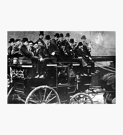Sheffield United Football Team, FA Cup winners, 1899 Photographic Print