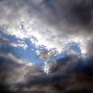 God's Encouragement: A Heart In the Sky by Jane Neill-Hancock