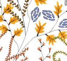 Autumnal Seed Sticker