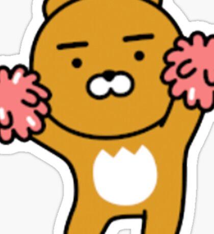 KakaoTalk Friends Hello! Ryan (카카오톡 라이언) 01 Sticker