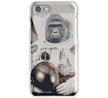 Harambe Astronaut iPhone Case/Skin