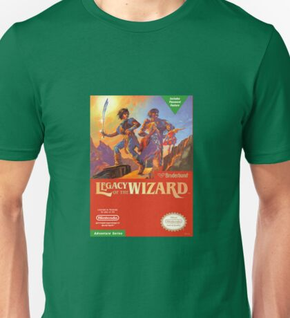 Legacy of the Wizard Unisex T-Shirt