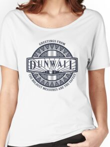 Greetings from Dunwall (dark) Women's Relaxed Fit T-Shirt
