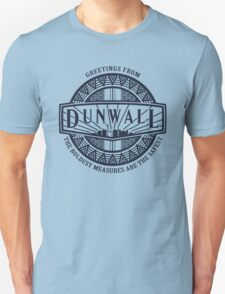 Greetings from Dunwall (dark) Unisex T-Shirt