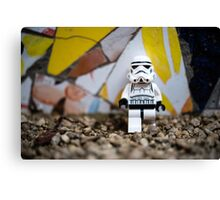 Chillin' Canvas Print