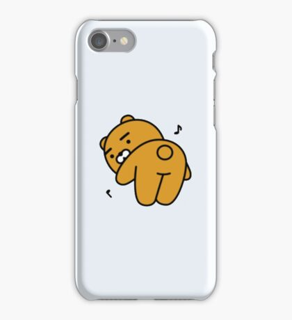 KakaoTalk Friends Hello! Ryan (카카오톡 라이언)  51 iPhone Case/Skin