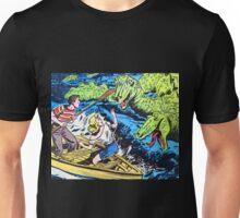 Loch Ness Monster Attack! Unisex T-Shirt