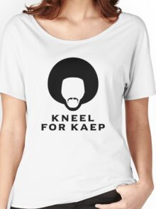 Kneel for Kaep Women's Relaxed Fit T-Shirt