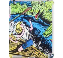 Loch Ness Monster Attack! iPad Case/Skin