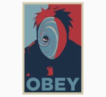 OBEY ! by Randy Verschueren