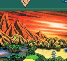 The Legend of Zelda (Japanese Cover) Sticker