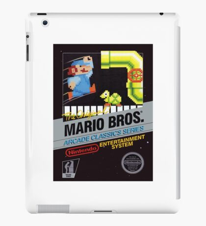 Mario Bros iPad Case/Skin