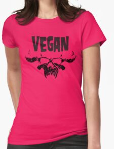 VEGANZIG Womens Fitted T-Shirt
