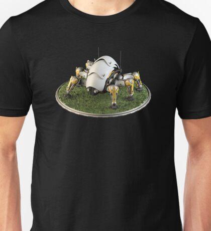 Robot Beetle Unisex T-Shirt