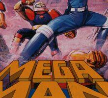 Megaman 1 (EU) Sticker