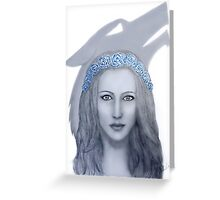 Lyanna Greeting Card