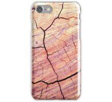 Cracked Desert 2 iPhone Case/Skin