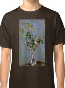Claude Monet - Flowers In A Vase 1888  Classic T-Shirt