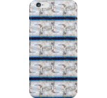 dragonfly among the stars pattern iPhone Case/Skin