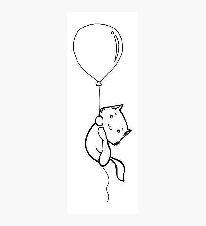 wee! balloon! Photographic Print